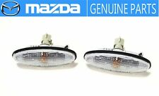 MAZDA GENUINE 94-03 RHD RX-7 FD3S Front Fender Turn Signal Lamp Light Set JDM
