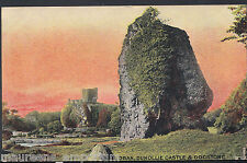 Scotland Postcard - Oban - Dunollie Castle and Dogstone   1744