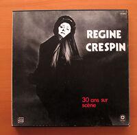 Regine Crespin 30 Ans Sur Scene 3xLP + booklet Discoreale DR 10006/8 EX/VG