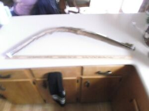 PAIR 1949 1952 Chevrolet 4 Door Sedan Belt Line Trim Stainless 1950 1951 NOS NR