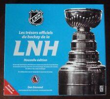 NHL Carlton Books Limited 2008 / Les Trésors officiels du hockey de la LNH