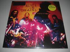 Alice In Chains- MTV Unplugged 2-LP audiophile 180g Vinyl NEU Music On Vinyl NEW