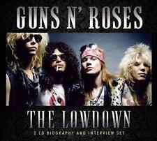GUNS `N` ROSES-THE LOWDOWN (2CD)  CD NEW