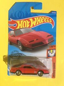 1:64 Hot Wheels '84 Pontiac Firebird HW Muscle Mania #224/250