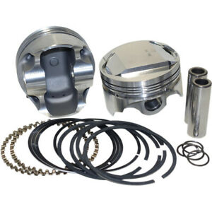 "KB Performance Piston Kit - Evolution - +0.010"" - 10.5:1 