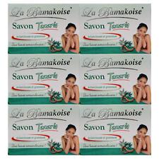 Lightening Tamarind Savon Tamarin Exfoliant and Gumming Soap 250g 6-Pack