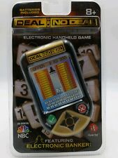 NEW Deal Or No Deal Electronic Handheld Game Irwin Toy SEALED 2006