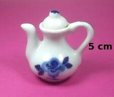 cafetière, verseuse, théière miniature en porcelaine,collector, koffiepot *S15-6