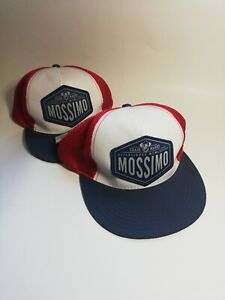 2 X Mossimo Snap Back Hats NWT