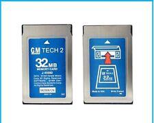 Tech 2 32mb tarjeta de memoria con la última Opel 2014 software muchos idiomas