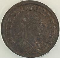 AD 282 Roman Antoninianus Coin Numerian Rome Mint ANACS EF-45 AKR