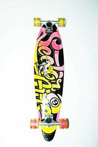 """Sector 9 Orignial Skateboard 34 1/4"""" NEU Gelegenheit Einzelstück Ausstellung"""