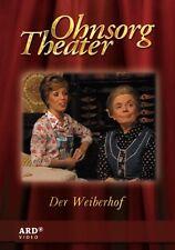 Ohnsorg Theater LA YARDA DE LA MUJER HEIDI KABEL Mahler DVD nuevo