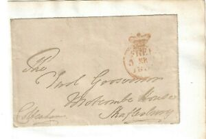 Charles Pepys, 1st Earl of Cottenham. Lord High Chancellor Signed Free Front