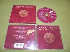 "Edith Piaf - 30th Anniversary RARE Original 1993  IMPORT ""EMI France"" CD Chanson"
