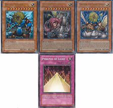 Anubis Deck - Andro Sphinx - Sphinx Teleia - Theinen - Pyramid Light 41 Cards
