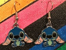 STITCH Earrings Disney LILO Friends Surgical New 626