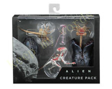 NECA Alien Creature Pack Convenant Neomorph Egg Facehugger Movie Set NEW IN BOX