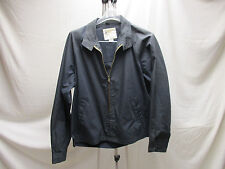 London Fog Vintage Men's Mens Jacket Dark Blue 42 Regular Reg 1960's Made in USA