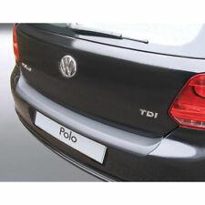 RGM Rear Black Bumper Protector For Volkswagen / VW Polo Mk5 / V 2009 - 2014