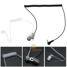 1 PIN 2.5mm Covert Acoustic Tube Earpiece Earphone Headset for Motorola Radios