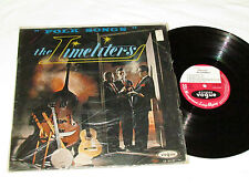 THE LIMELITERS Folk Songs LP Disques Vogue Made in France Vinyl Album GD+/VG+