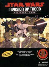 Star Wars Invasion Of Theed Adventure Game Vf! Boxed Set Tsr11792 Roleplaying