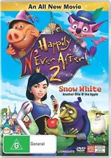 Happily N'ever After 2 - DVD Region 4 Like New Free Shipping