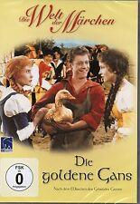 Die goldene Gans - Die Welt der Märchen - DEFA DDR DVD Neu!