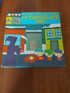 South Park OH My God They Killed Kenny! The Chocolate Game