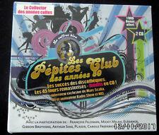 LES PEPITES CLUB des années 80 Le collector des années cultes 2 CD + 1 DVD neufs
