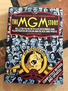MGM Story : Revised Edition Hardcover John Douglas Eames