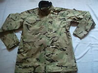 UK issue MTP multicam PACK LITE GORETEX GORE TEX MVP SMOCK JACKET S - M cadet