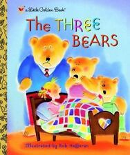 The Three Bears (Little Golden Book)-ExLibrary