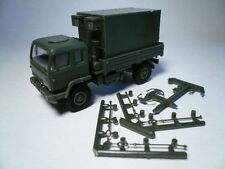 "Trident US Army-Military M1079 LMTV Flatbed w/ Shelter Truck 90125 1:87 ""HO"""