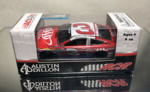 2017 LIONEL ACTION RACING COLLECTABLES 1:64 GOLD SERIES (LE): #3 AUSTIN DILLON