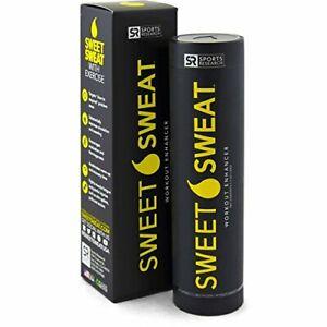 SportsResearch SWEET SWEAT STICK 6.4 oz (182g) Workout Enhancer, Skin Cream