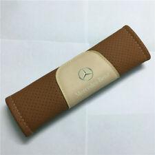 2Pcs High Quality Car Seat Belt Shoulder Cushion Cover Pad Fit For Mercedes-Benz