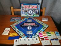 Chelsea Football Club Monopoly Limited Edition