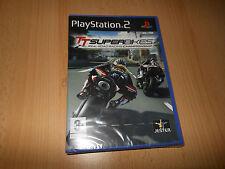 PS2 TT Superbikes réel ROAD RACING CHAMPIONSHIP PLAYSTATION PAL NOUVEAU scellé
