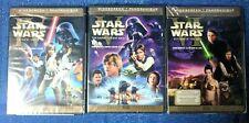 STAR WARS EPISODES IV V VI LIMITED EDITION DVD SET NEW SEALED CANADIAN EDITION