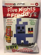 McFarlane FIVE NIGHTS AT FREDDY'S SERIES 1 8-bit buildable figure - BONNIE