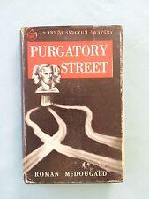 Purgatory Street-Roman Mcdougald-An Inner Sanctum Mystery-1946-HCDJ (B6)