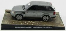 1/43 EDICOLA - LAND ROVER - RANGE SPORT 2005  - 007 JAMES BOND - QUANTUM OF