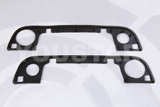 Set (2x) New Front Outer Door Handle Gasket Rubber Seals for BMW E34 E36 h02