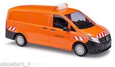 Busch 51110 MERCEDES-BENZ VITO straßenmeisterei, H0 auto modello finito 1:87