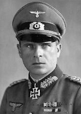 WW2 - Le Général allemand Gerhard von Schwerin