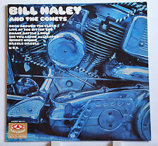 """LP 12"""" Bill Haley and the Comets  Karussell  REC. EX+"""