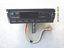 97 98 LINCOLN TOWN CAR A/C HEATER CLIMATE TEMPERATURE CONTROL P/N F7VH-19C933-AA