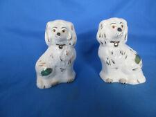 2 Beswick Cavalier King Charles Spaniel Small Figurines England